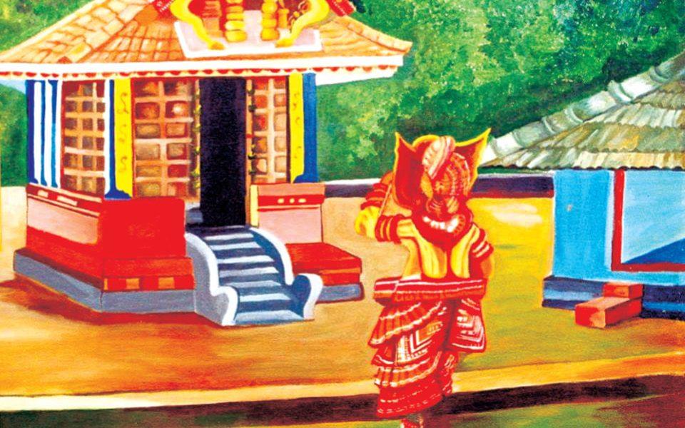 Theyyam-Paintings-Kannur